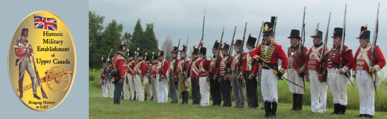 Historic Military Establishment of Upper Canada
